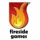 logo for Fireside Games boardgame publisher